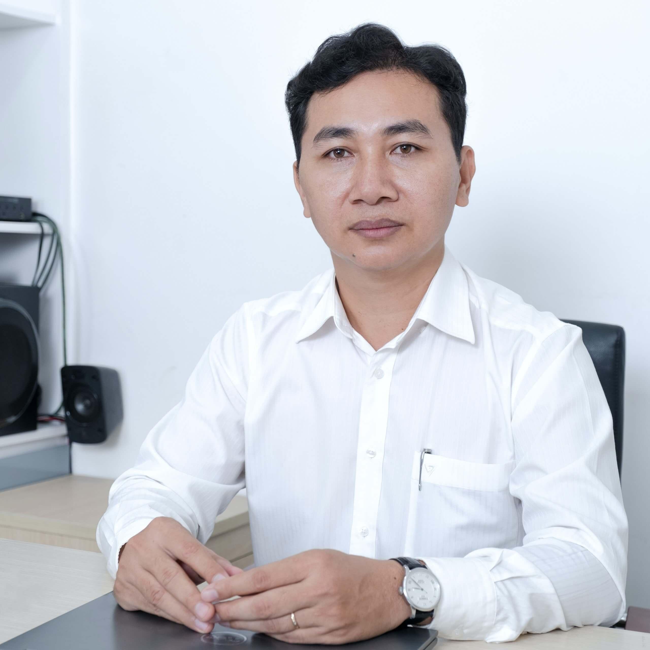 Mr Thái Bình - CEO Dịch vụ it chuyên nghiệp