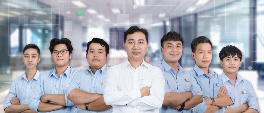 Dịch vụ IT outsourcing chuyên nghiệp