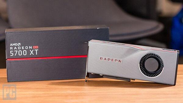 Card-AMD Radeon-RX-5700-XT