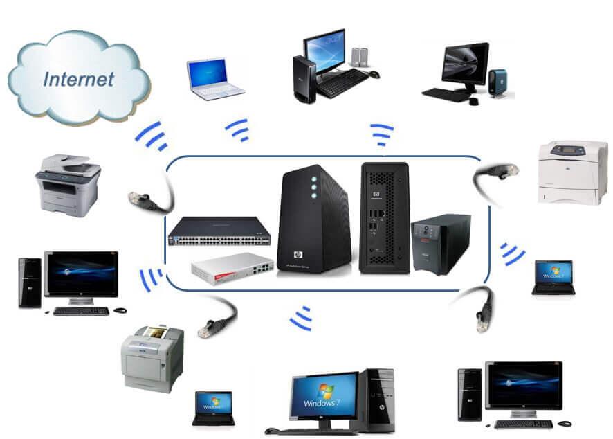 Bảo trì hệ thống mạng máy tính chuyên nghiệp - BMPro