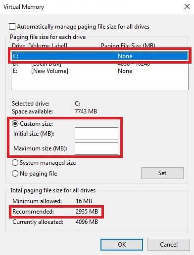 Hướng dẫn xử lí lỗi fulldisk trên máy tính