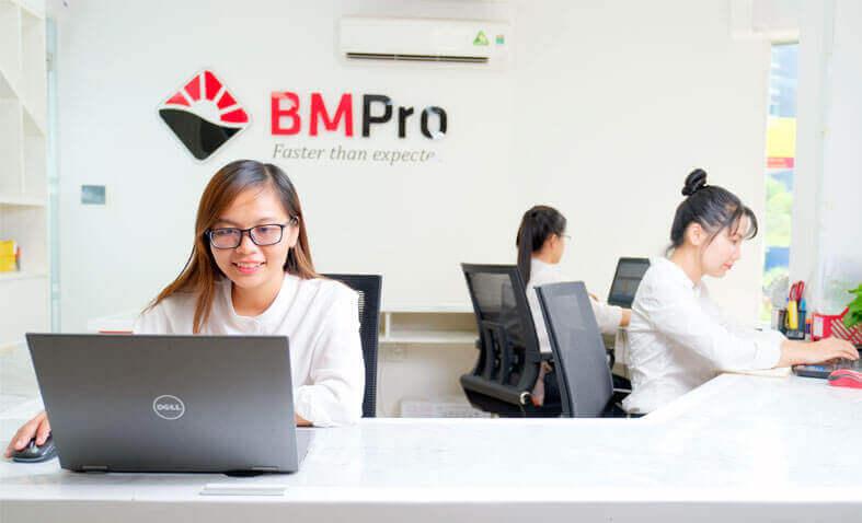 Dịch vu IT chuyên nghiệp - Team kinh doanh