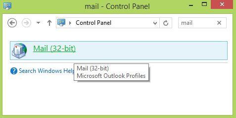 Khắc phục mail outlook không hoạt động - BMPro