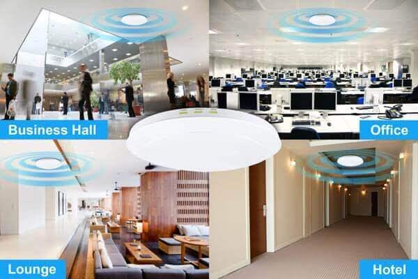 Wifi chuyên dụng, wifi diện rộng cho doanh nghiệp