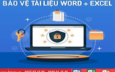 Bảo vệ mật khẩu tài liệu Word/ Excel/ Powerpoint