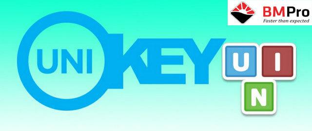 Unikey – Phần mềm gõ tiếng việt thông dụng nhất