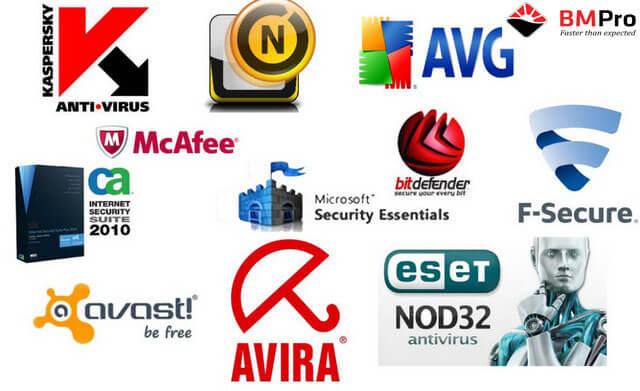 5 phần mềm diệt virus miễn phí tốt nhất bạn nên dùng - BMPro