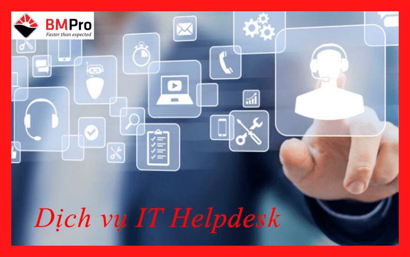 Dịch vụ IT Helpdesk