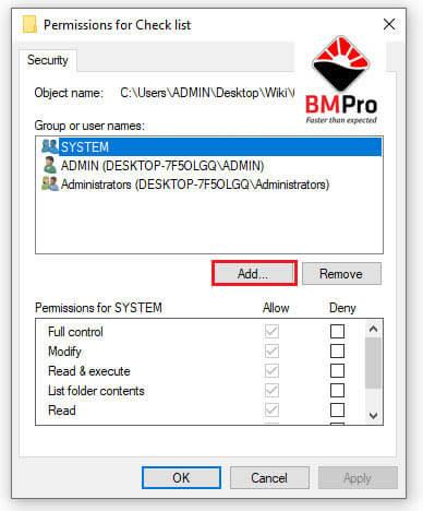 Cách share file trong mạng LAN Windows 10