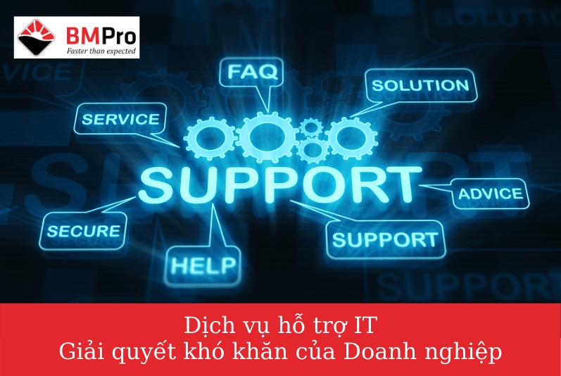 Dịch vụ hỗ trợ IT