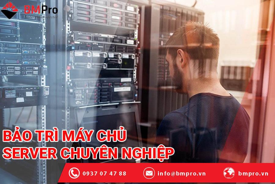Bảo trì máy chủ server là gì?