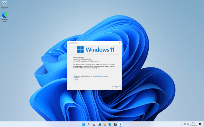 Bản cập nhật windows 11 mới nhất