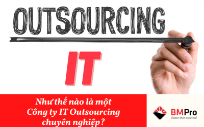 Công ty it outsourcing