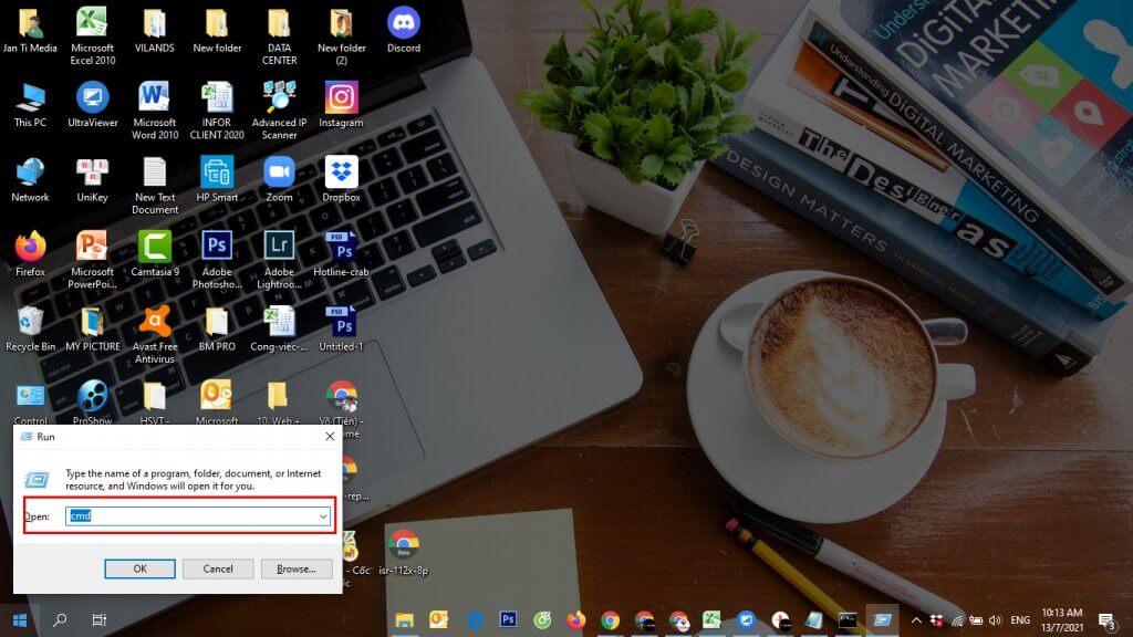 Kiểm tra pin laptop nhanh nhất