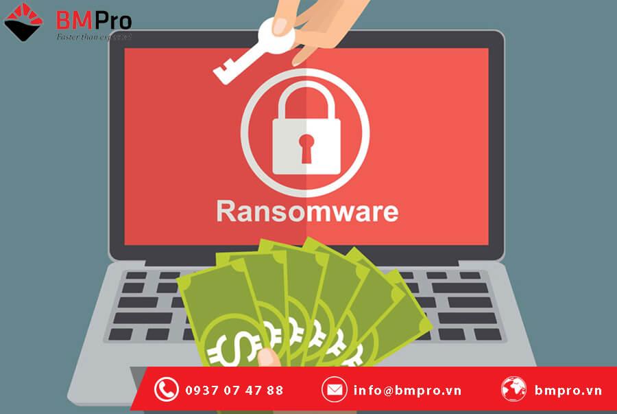 Giải pháp chống lại tình trạng Ransomware